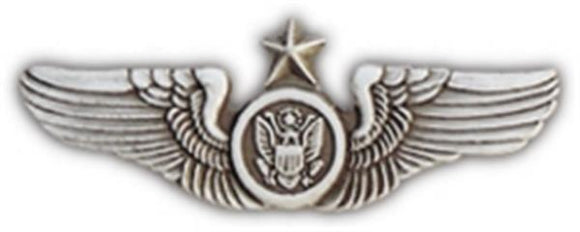 Senior Air Crew Small Pin