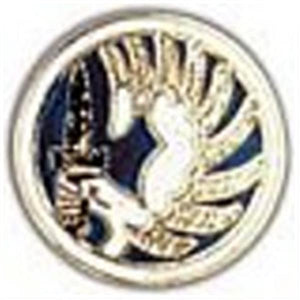 Metro Paratroopers Small Pin