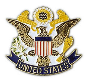 United States Large Pin