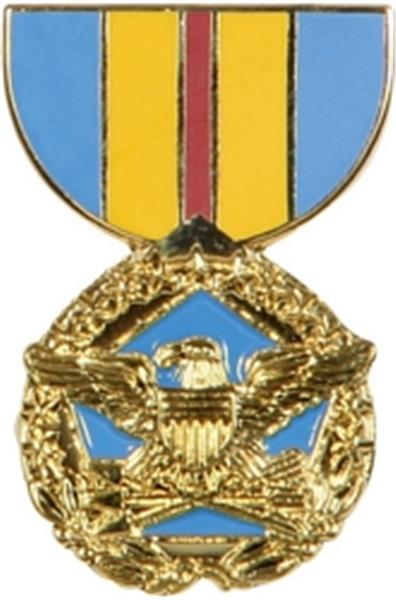 DOD DIS SVS Mini Medal Small Pin
