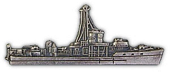 L.C.S.L. Ship Large Pin