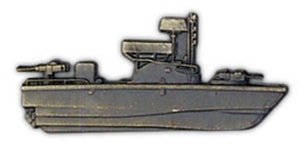 Patrol Boat Large Pin