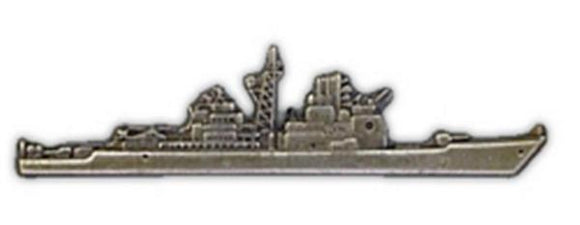 AEGIS Cruiser Large Pin