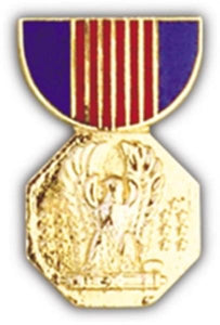 Soldiers MDL Mini Medal Small Pin