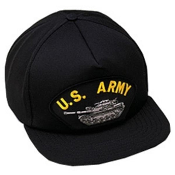 US Army with Tank Ball Cap