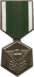 Army COMM Mini Medal Small Pin