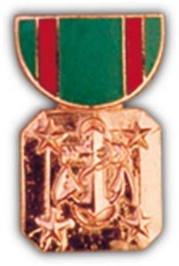 Navy Achievement Mini Medal Small Pin