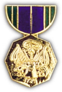 Army Achievement Mini Medal Small Pin