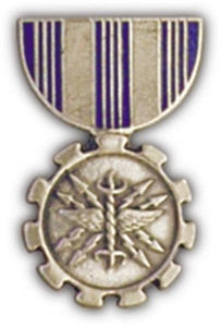 Air Force Achievement Mini Medal Small Pin