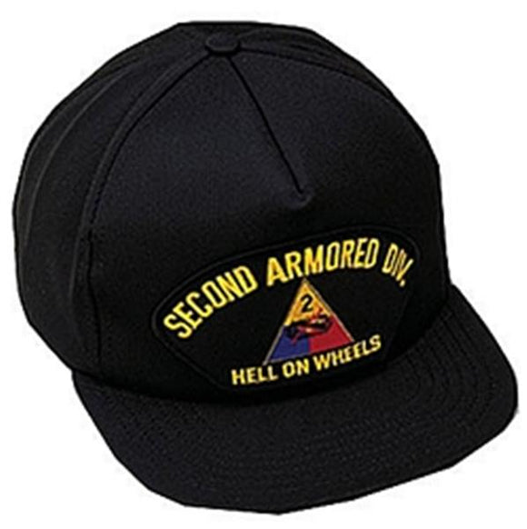 2nd Armored Division Ball Cap