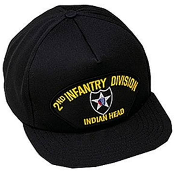 2nd Infantry Division Ball Cap