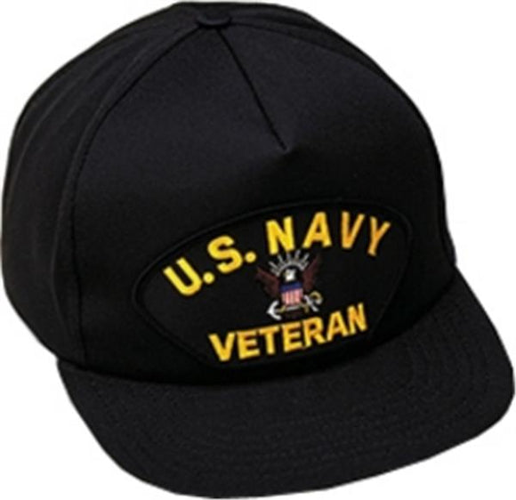 U.S. Navy Veteran Ball Cap