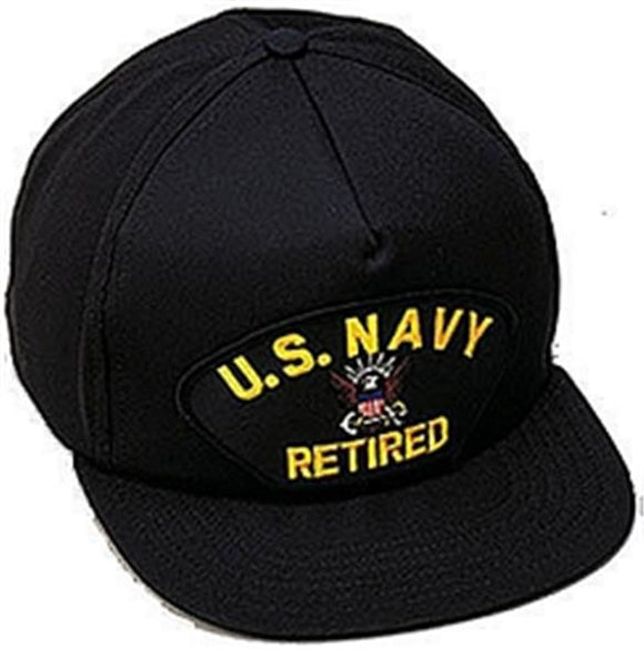 U.S. Navy Retired Ball Cap