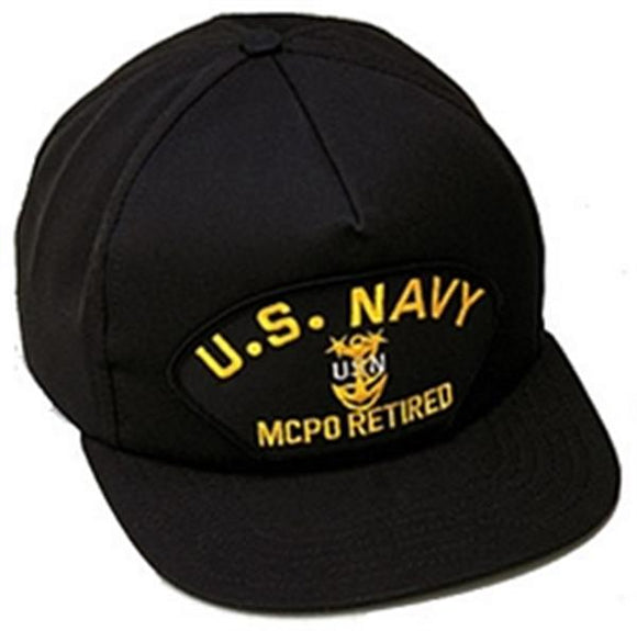 U.S. Navy MCPO Retired Ball Cap