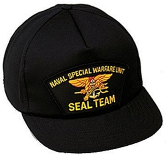 Naval Special Warfare Unit Seal Team Ball Cap