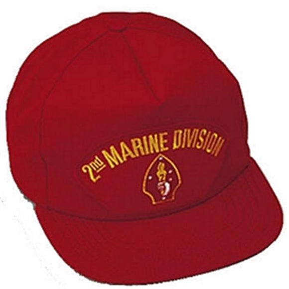 2nd Marine Division Ball Cap