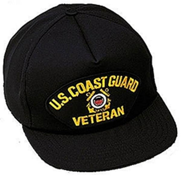 U.S. Coast Guard Veteran Ball Cap