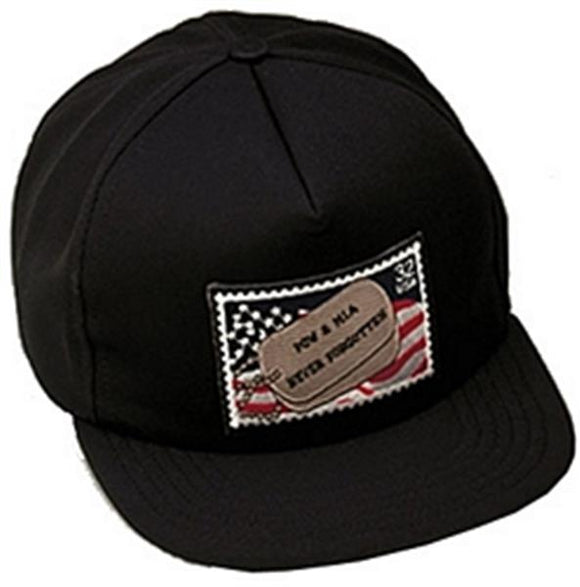 POW MIA Stamp Ball Cap