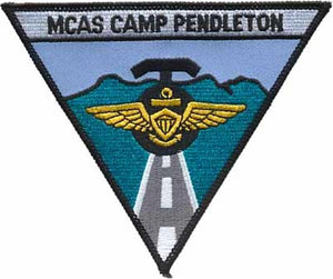 MCAS-CAMP PENDLETON USMC Patch