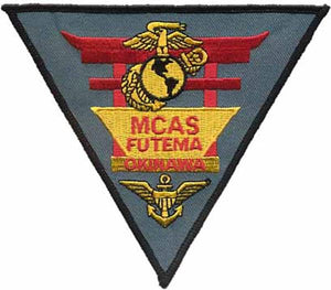 MCAS-FUTEMA USMC Patch