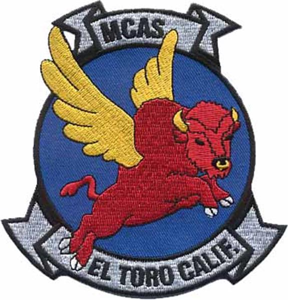 MCAS-EL TORO USMC Patch