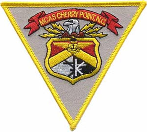 MCAS-CHERRY POINT USMC Patch