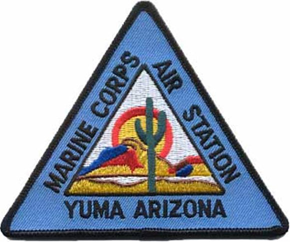 MCAS-YUMA USMC Patch