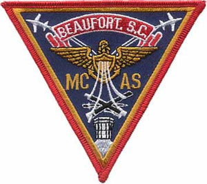 MCAS-BEAUFORT USMC Patch