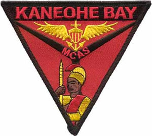 MCAS-KANEOHE BAY USMC Patch