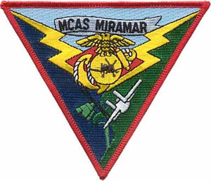 MCAS-MIRAMAR USMC Patch