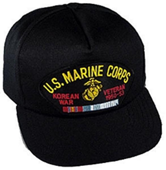 USMC Korea Veteran Ball Cap
