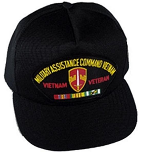 Military Assistance Command Vietnam Veteran Ball Cap