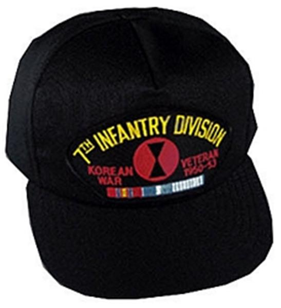 7th Infantry Division Korea Ball Cap