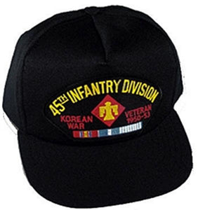 45th Infantry Division Korea Ball Cap