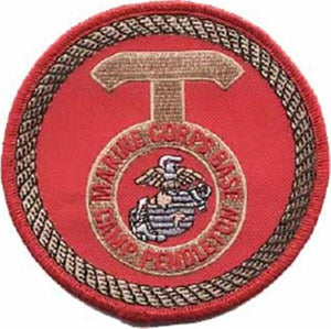 Camp Pendleton USMC Patch