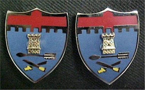 11th Infantry Regiment Distinctive Unit Insignia - Pair