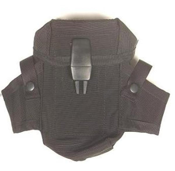 Raine Military M16 Pouch - Black Manufacturer's Lifetime Guarantee