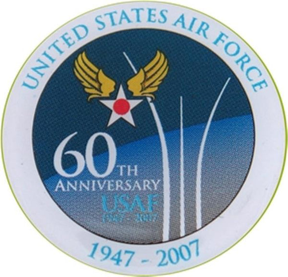 U.S. Air Force 60th Anniversery Small Pin