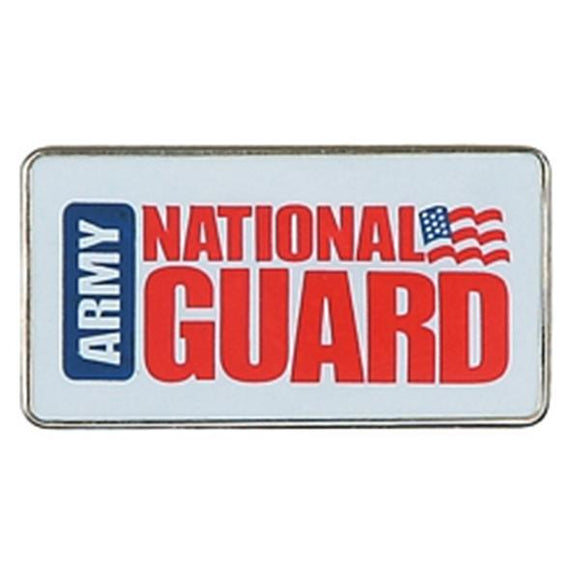 Army National Guard Small Hat Pin