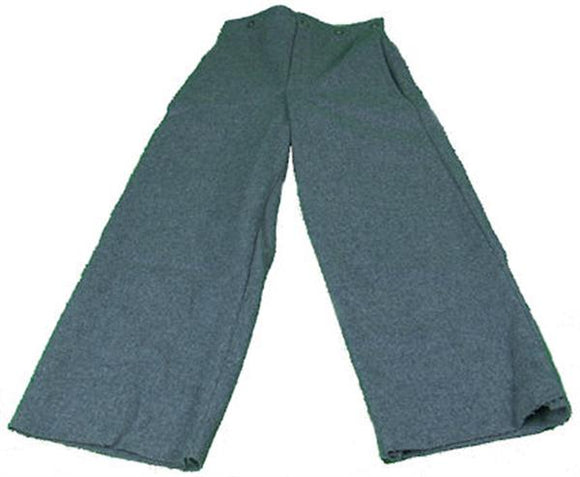 Kid's Civil War Grey Confederate Trousers