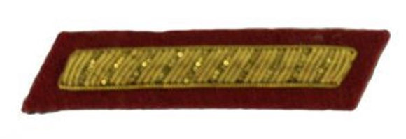 Civil War Confederate Officer's Collar Rank - ARTILLERY