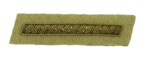 Civil War Confederate Officer's Collar Rank