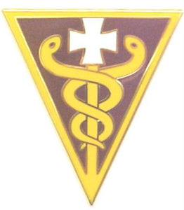 3rd Medical Command CSIB - Army Combat Service Identification Badge