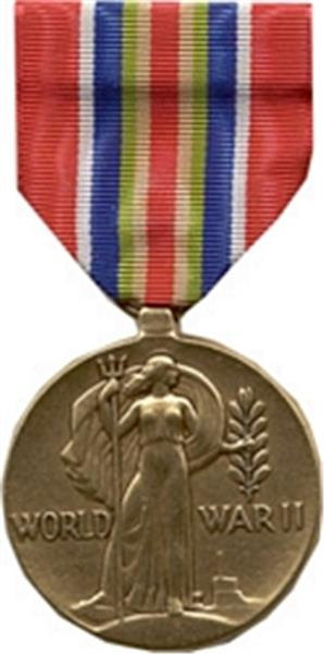 Merchant Marine WWII Victory Medal