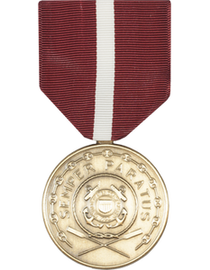 Coast Guard Good Conduct Medal