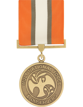 Multinational Force & Observers Medal