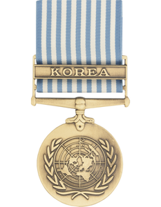 "United Nations Service ""Korea"" Medal"