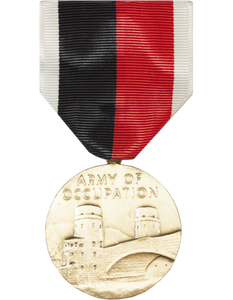 Army Occupation WWII Medal