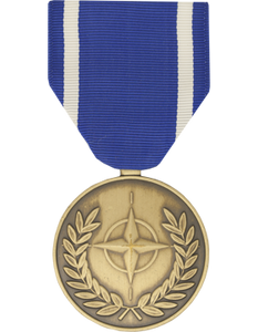 North Atlantic Treaty Organization (NATO) Medal