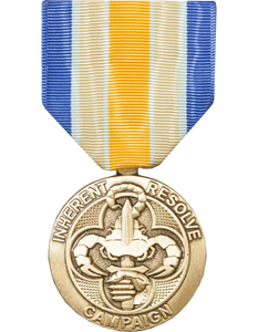Inherent Resolve Medal